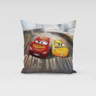 Ukrasni jastučić Cars race