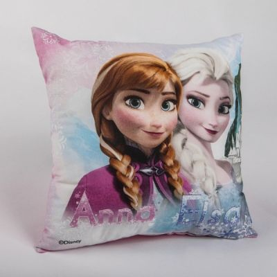 Ukrasni jastučić Ana&Elsa
