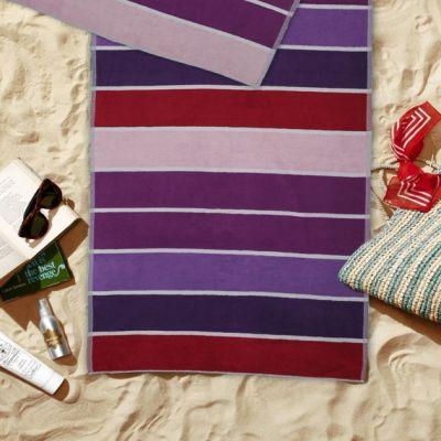 Plažni peškir - lila