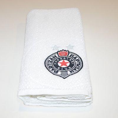 Peškir pamučni puniji - Partizan