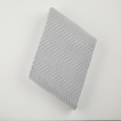 Pokrivač frotir - sivi