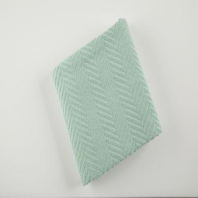 Pokrivač frotir - zeleni