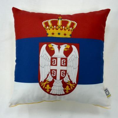 Dekorativni jastuk Srbija