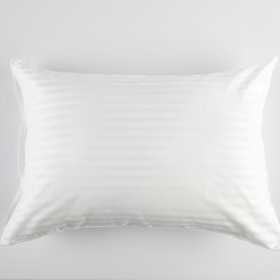 Jastučnica damast pruga 60x80