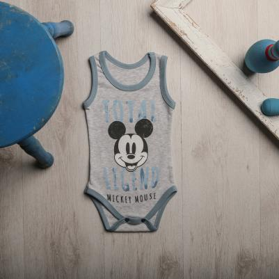 Bodi atlet Mickey Mouse retro