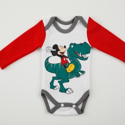Bodi Mickey  Mouse - Dino