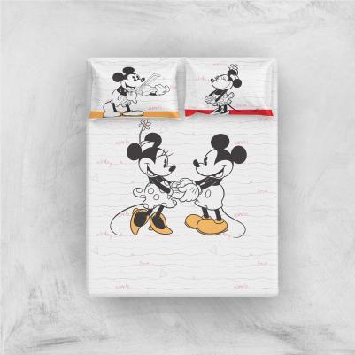 Posteljina Mickey&Minnie