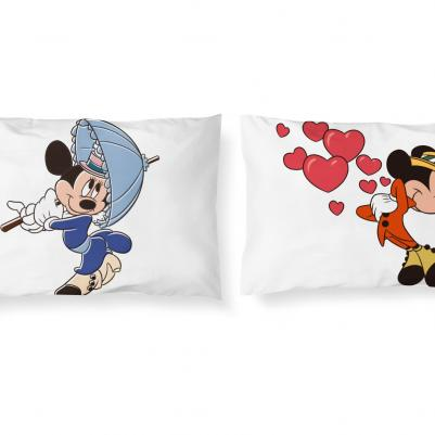 Jastučnice Mickey&Minnie 2