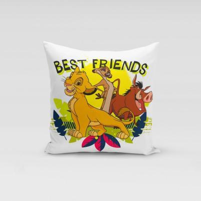 Ukrasni jastučić Best friends