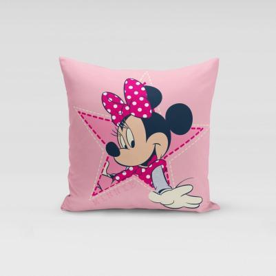Ukrasni jastučić Minnie Mouse pink
