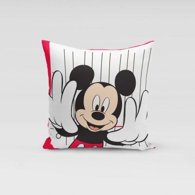 Ukrasni jastučić Mickey Mouse pruge