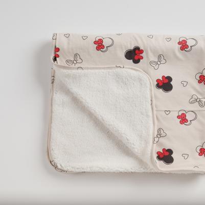 Pokrivač sa krznom Minnie