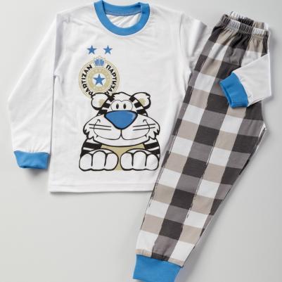 Pidžama Partizan - tigar