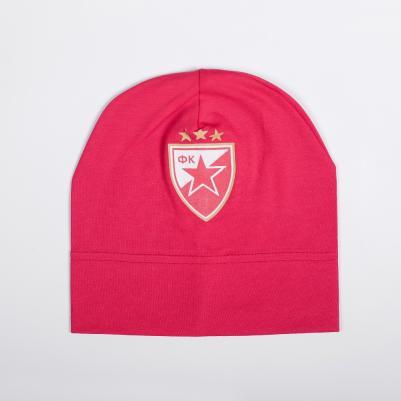 Kapa Crvena zvezda - crvena