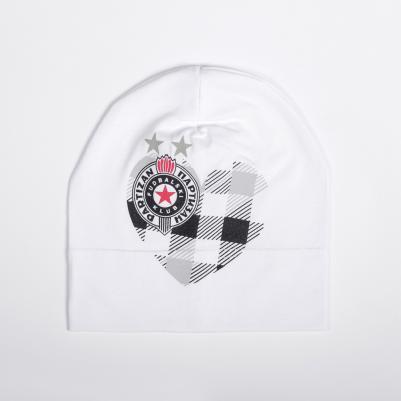 Kapa Partizan - srce