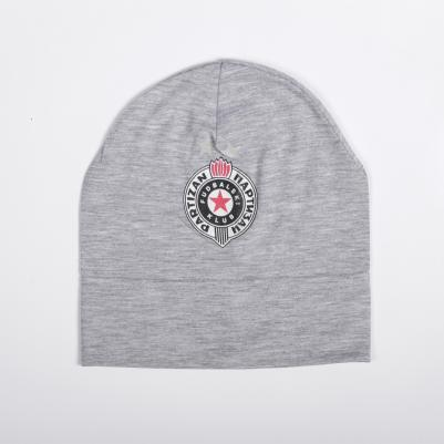 Kapa Partizan - siva