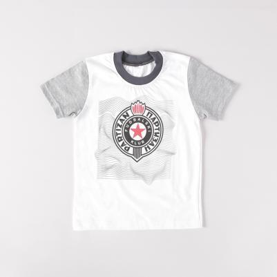 Benka kratak rukav Partizan - talas