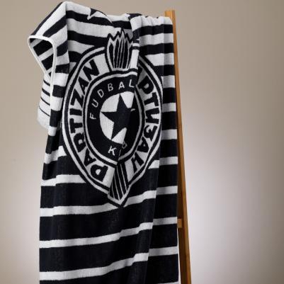 Plažni peškir Partizan
