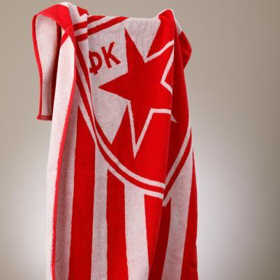 Plažni peškir Crvena zvezda