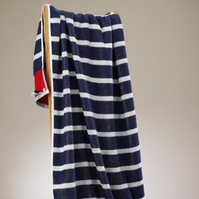 Plažni peškir - crvena pruga