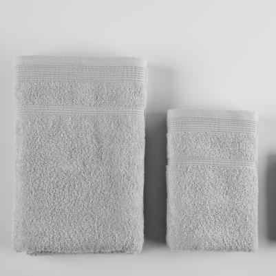 Peškir 400gr/m2 - sivi