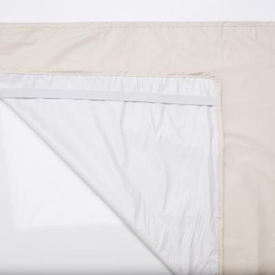 Nepromočivi čaršaf za krevetac - bež