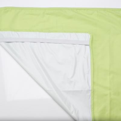 Nepromočivi čaršaf za krevetac - zeleni
