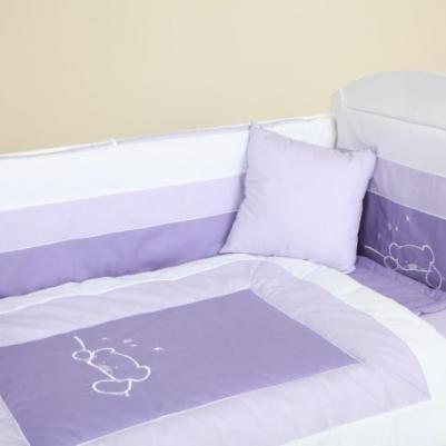 Bebi posteljina Sanjalica - sa ogradicom