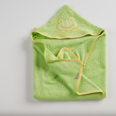 Bebi peškir sa kapuljačom Čarolija