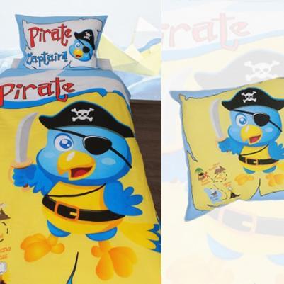 Garnitura sa pokrivačem Pirat