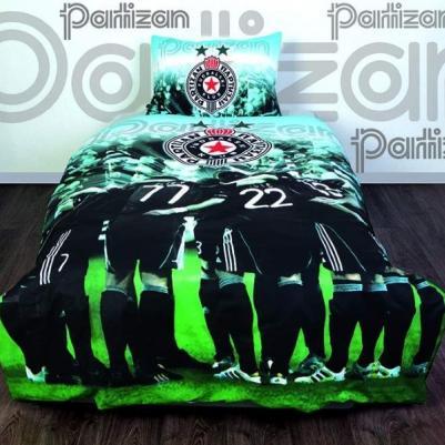 Posteljina Partizan