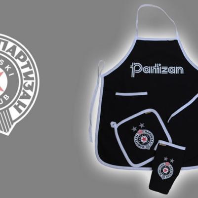 Kuhinjski set - Partizan