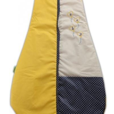 Vreća za spavanje Meda - žuta