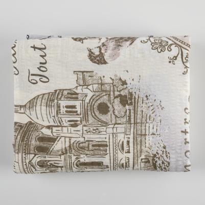 Krevetski čaršaf pamučni krep 1306