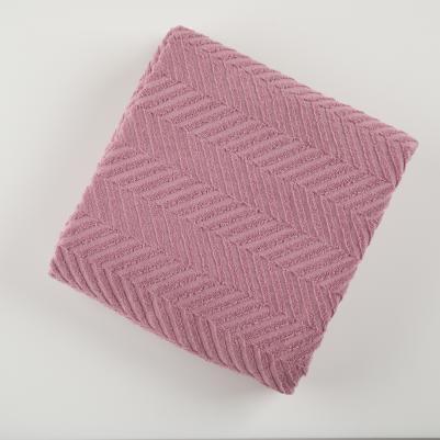 Pokrivač frotir - lila